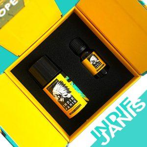 骨灰級高濃度RUSH 印第安 40ml+10ml 2瓶禮盒裝